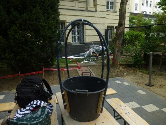 Das Minitreibhaus